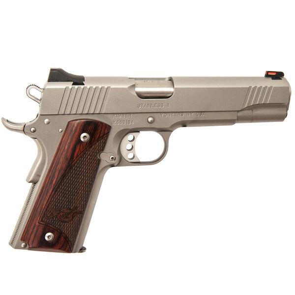 Kimber 1911 Stainless II Handgun