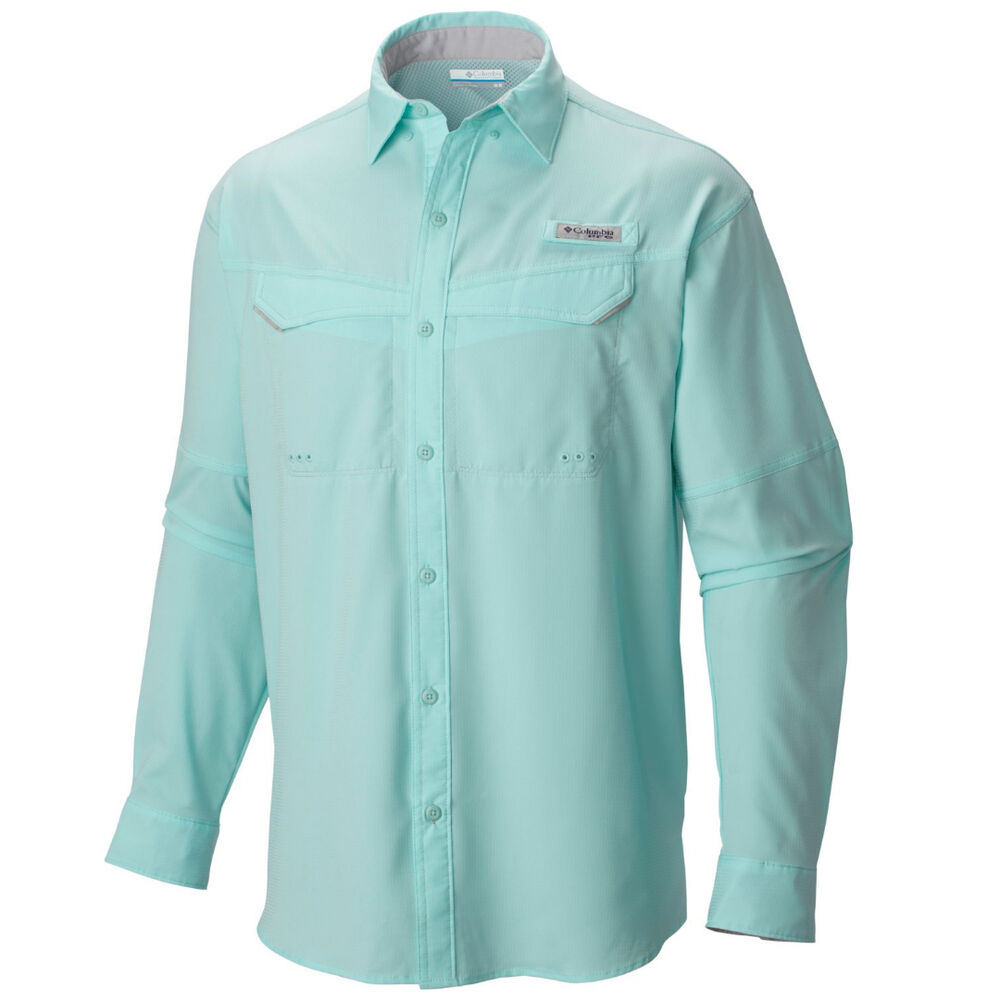 61dcce0a364 Columbia Men's PFG Low Drag Offshore Long-Sleeve Shirt | Gander Outdoors