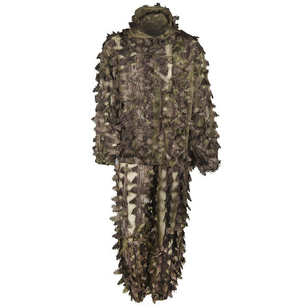 Full-Body 3-D Leafy Suit