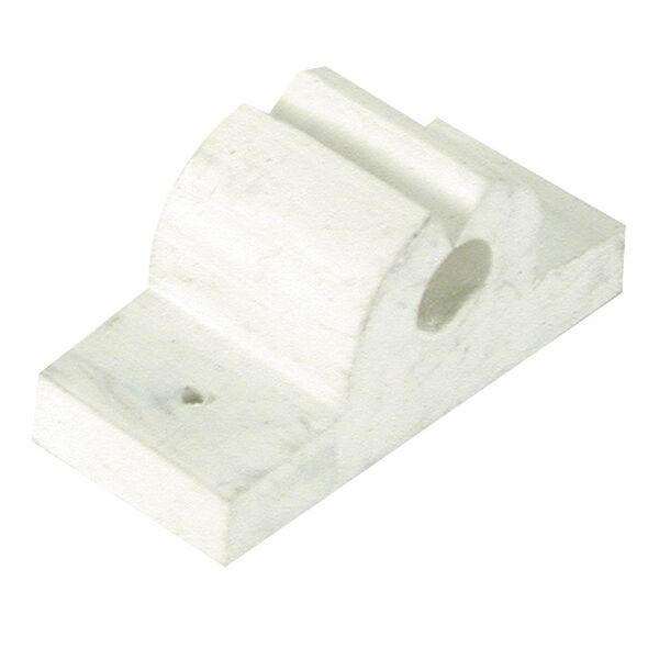 """Rubber Rod/Tool Holder, 3/8"""" white"""