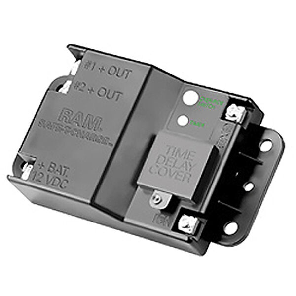 RAM Mount Safe-T-Charge Vehicle Battery Protection System