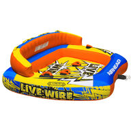 Airhead Live Wire 3-Person Towable Tube