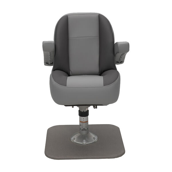 Taylor Made Platinum Series Low Back Pontoon Helm Seat