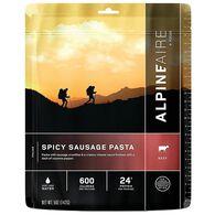 Spicy Pork Sausage Pasta