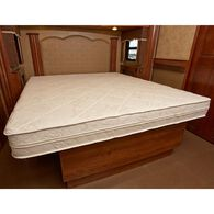 "InnerSpace RV Luxury Deluxe Reversible 8"" Memory Foam Mattress"