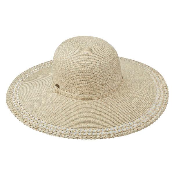 "Dorfman Pacific Women's 5"" Big Brim Paper Braid Hat"