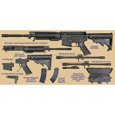 Windham Weaponry RMCS-3 Centerfire Rifle Set