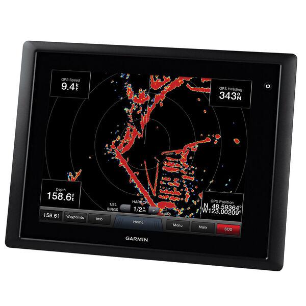 "Garmin GPSMAP 8212 MFD 12"" GPS Chartplotter With GPS Antenna"