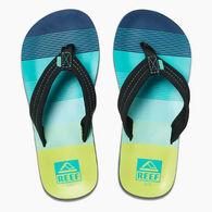 Reef Boys' Ahi Flip-Flop