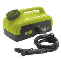 Sun Joe 24V iON+ Cordless Go-Anywhere Portable Sink/Shower Spray Washer