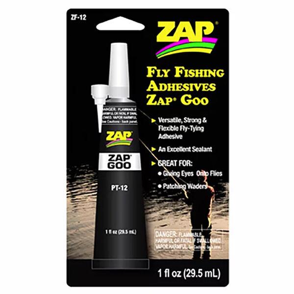Fly Fishing Adhesives Zap Goo, 1 oz.