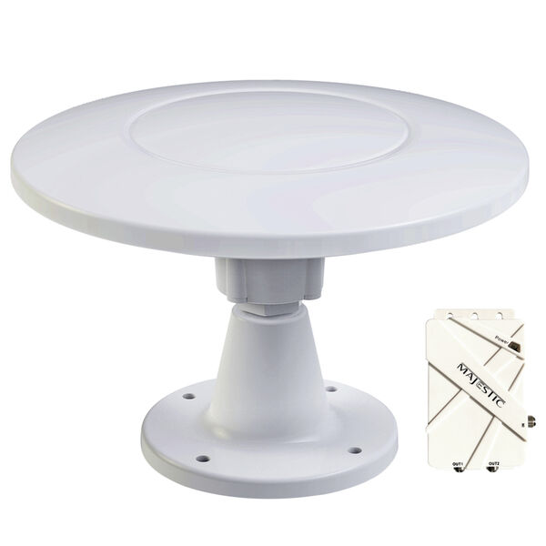 Majestic UFO X Ultra High Gain Digital TV Antenna