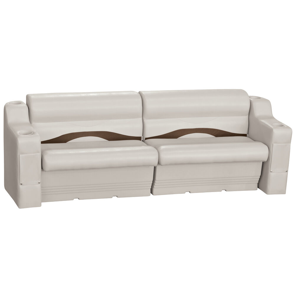 Toonmate Premium Pontoon Furniture Package Standard Back Side