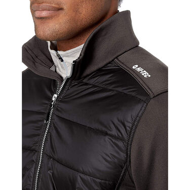 Hi-Tec Men's Phenita Fleece Full-Zip Jacket