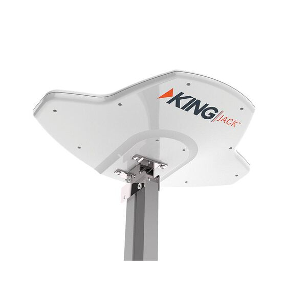 KING Jack HDTV Replacement Head, White