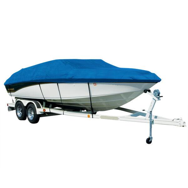 Exact Fit Covermate Sharkskin Boat Cover For BAYLINER CAPRI 2002 CJ CUDDY
