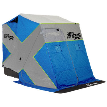 Clam Outdoor X300 Pro Thermal Ice Fishing Shelter