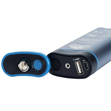 Celestron Elements FireCel MEGA 6 Hand Warmer + Power Bank + Flashlight Combo