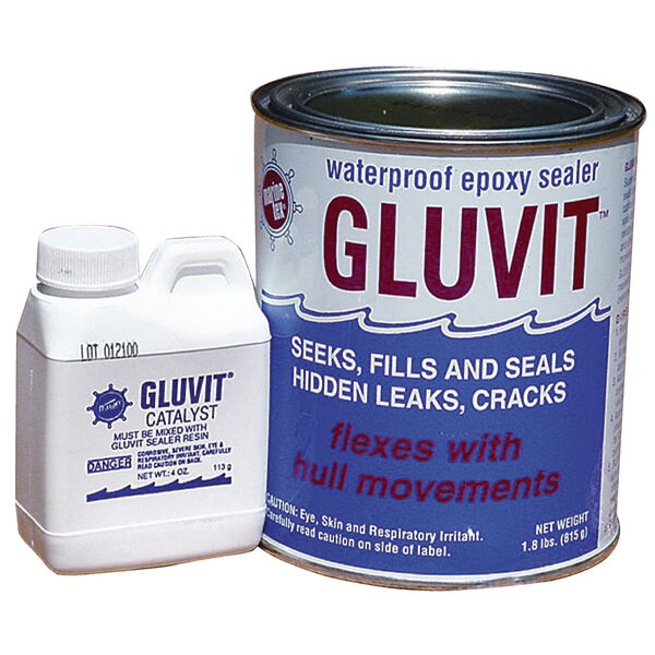 Marine-Tex Gluvit Epoxy Sealer, Gallon