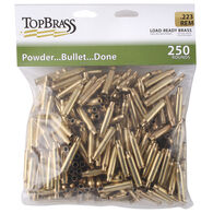 Top Brass Load-Ready Brass, 250 Rounds