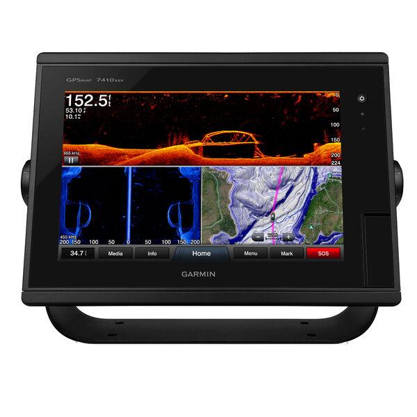 Garmin GPSMAP 7410xsv Chartplotter/Fishfinder Combo