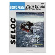 Seloc Marine Stern Drive & Inboard Repair Manual for Volvo/Penta '68 - '91