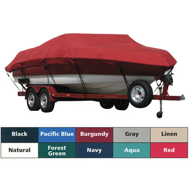 Sunbrella Boat Cover For Chaparral 216 Ssi Covers Optional Extended Platform