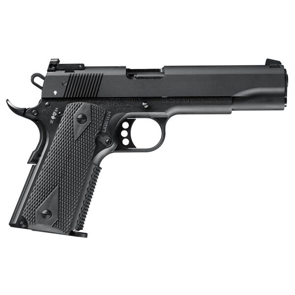 Walther Colt 1911 A1 Gold Cup Handgun