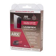 Umarex ARX Speedbelt .50 Cal. Ammo, 15 Ct.