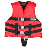 Airhead General Purpose Child Life Vest - Red