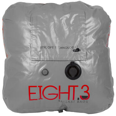 Ronix Eight.3 Telescope Square Shape Ballast Bag, 400 lbs.