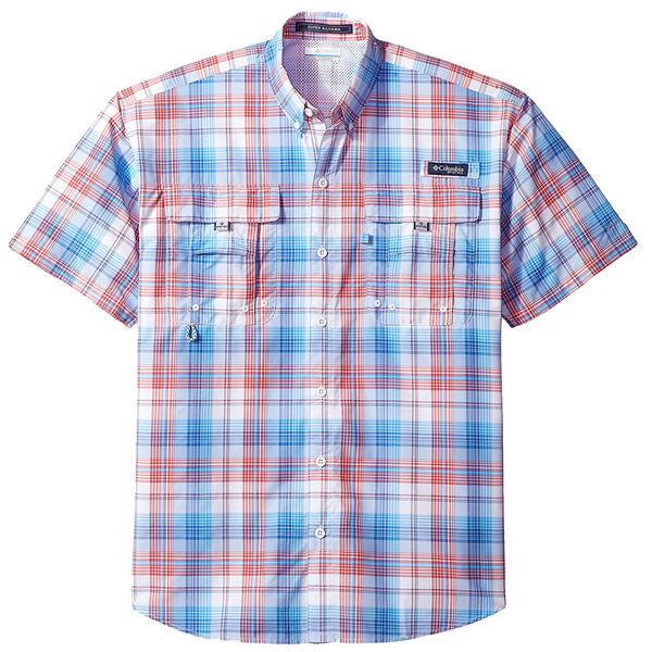 Columbia Men's PFG Super Bahama Short-Sleeve Shirt