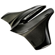 StingRay Stealth 2 Hydrofoil Stabilizer, Black