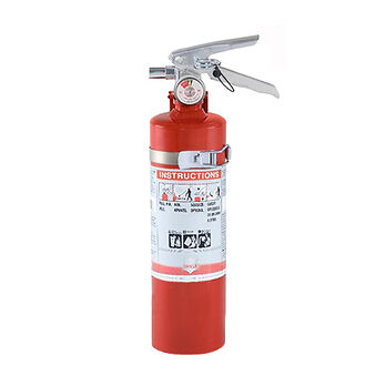Shield Fire Protection Fire Extinguisher