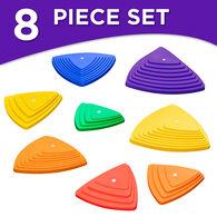 Sunny & Fun Balance Stones 8 Piece Set