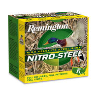"Remington Nitro-Steel High-Velocity Steel Shot, 12-Ga., 3"", #4 Shot"