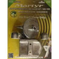 Martyr Mercury Anode Kit for Alpha I Generation I Engines, 1983-1990 - Magnesium