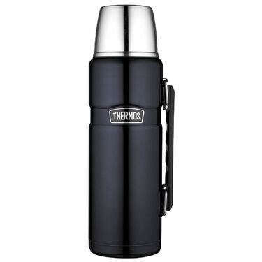 Thermos Stainless King 2L Vacuum-Insulated Beverage Bottle