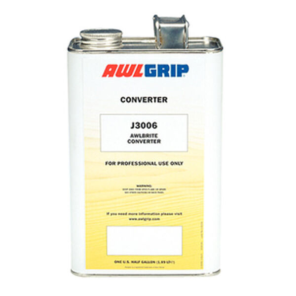 Awlgrip Awlbrite Plus Converter, 1/2 Gallon