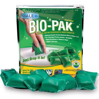 Bio-Pak Natural Enzyme Deodorizer, Paper and Waste Digester - Alpine Fresh
