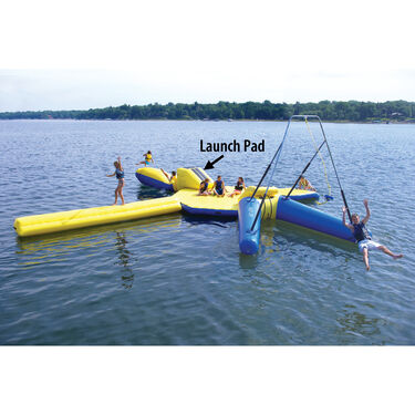 RAVE Launch Pad For Aqua Launch