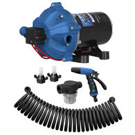 TRAC 12V Onboard Washdown Pump Kit