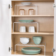 Home Basics 3-Piece Cabinet Organizer
