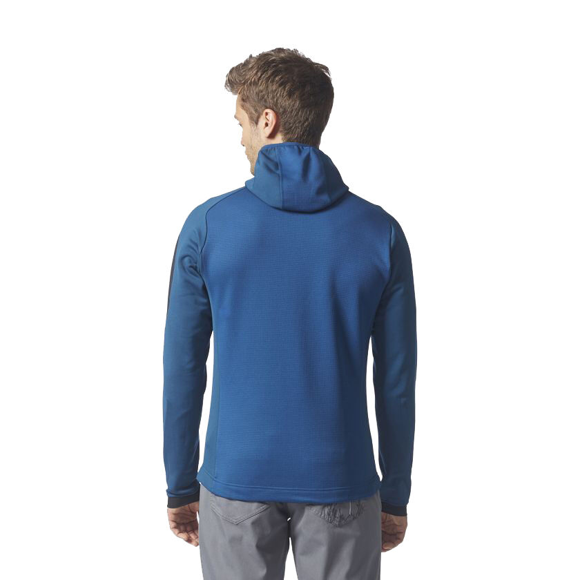 Hoodie Fleece Full Zip Stockhorn Adidas Men's Terrex UzMVpqSG
