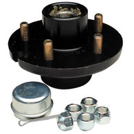 Tie Down Replacement Trailer Wheel Hub Kit, 5-Stud UHI