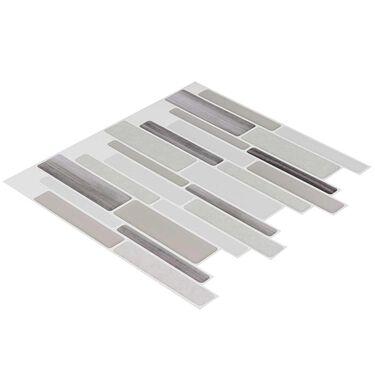 Peel and Stick Mosaics, Katmai- 5 Pack