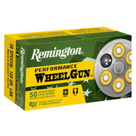 Remington Performance WheelGun Ammunition