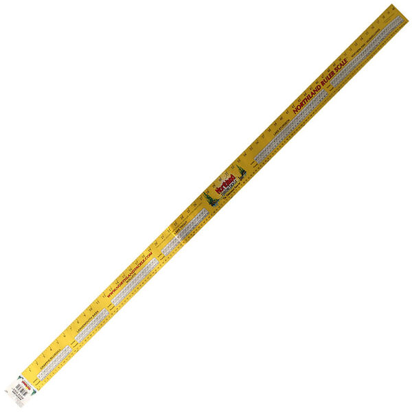 """Northland Tackle Panfish 60"""" Ruler Scale"""