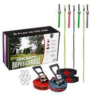 Slackers Ninjaline Ropes Course Set