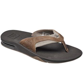 8ccc68ee9040 Reef Men s Fanning Leather Thong Sandal
